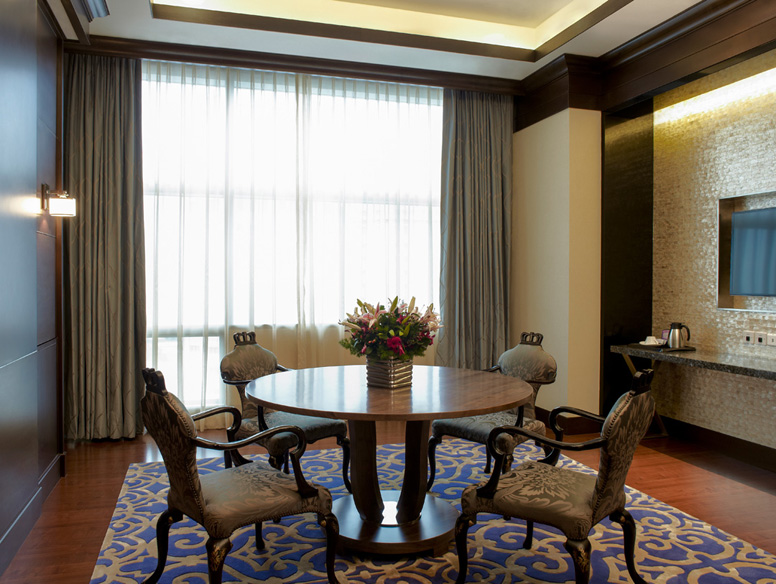 Parkway East Novena Regal Suite Dining Room