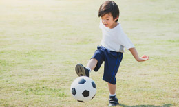 Why exercise is important for children