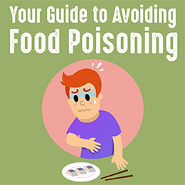 Guide to food poisoning