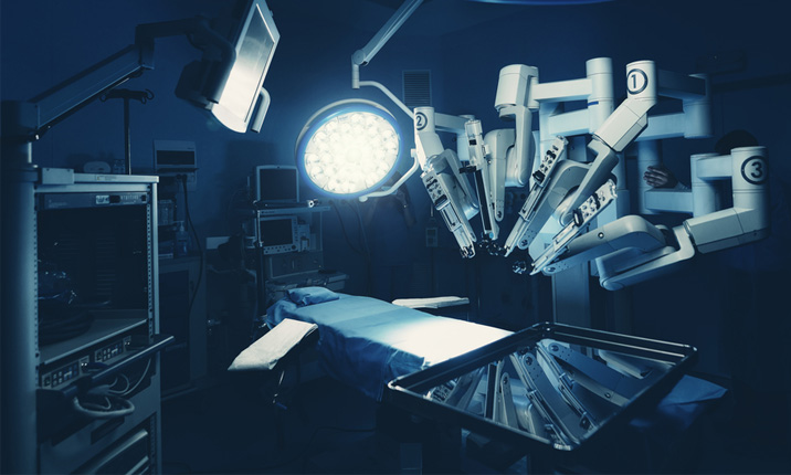 Head, neck and thyroid surgery - Robotic surgery