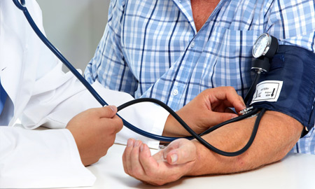 High blood pressure - How high is too high?