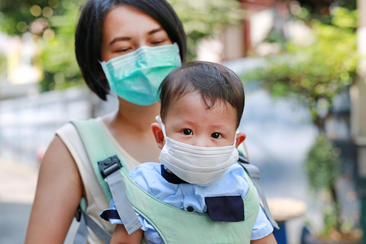 Are Surgical and N95 Masks Effective for Children? | Health Plus