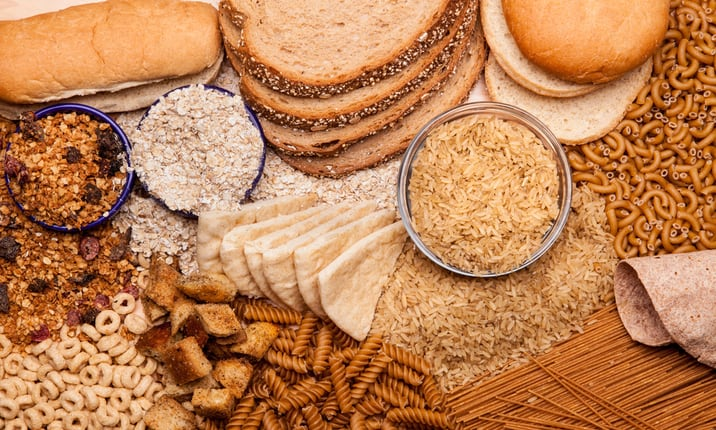 Healthy pregnancy foods - Whole grains